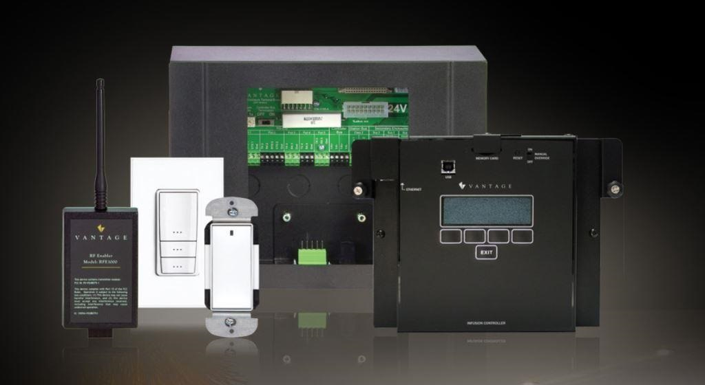 The Vantage InFusion lighting control is top tier in the industry.
